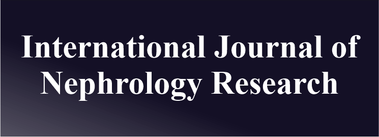 International Journal of Nephrology Research